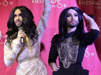 Conchita Wurst.