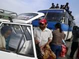 Evacúan Katmandú