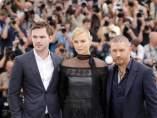 Los protagonistas de 'Mad Max: Furia en la carretera'
