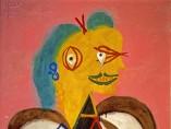 Pablo PICASSO 1881-1973 - Lee Miller, 1937