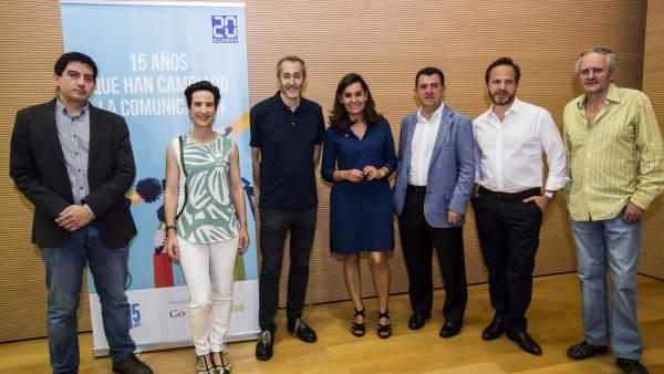 Jornadas '15 años que han cambiado la comunicación' en Valencia