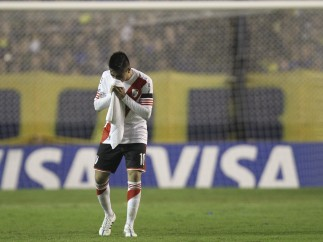 Suspendido el Boca-River por graves incidentes