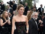 Blanca Suárez, deslumbrante en Cannes