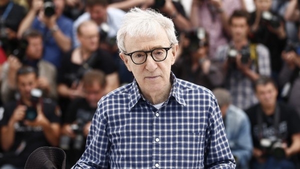 Woody Allen aterriza en Cannes