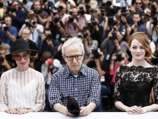 Irrational Man, de Woody Allen, se presente en Cannes