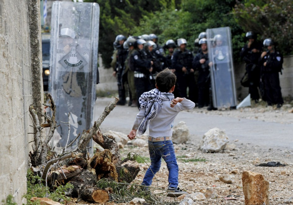 Enfrentamientos en Cisjordania