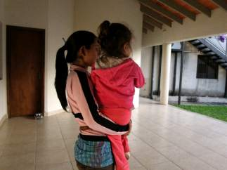 Niñas madres