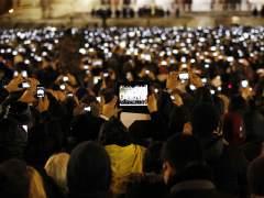 Crean un sistema para impedir sacar fotos y v�deos en conciertos y actos restringidos