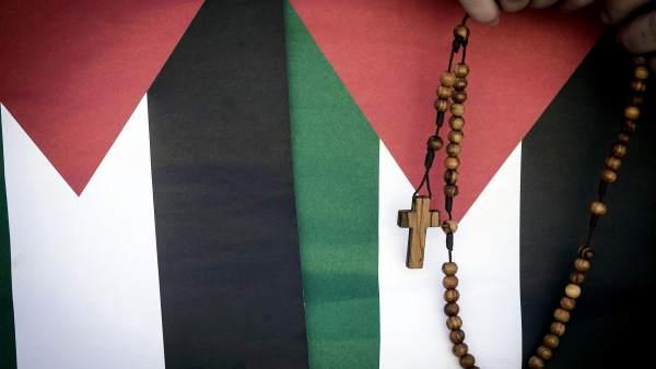 Canonización de palestinos en el Vaticano