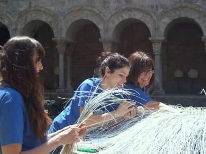 Voluntaris del festival Girona, Temps de Flors.