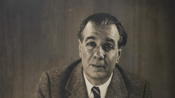 Grete Stern. Jorge Luis Borges, 1951