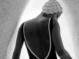 Frank Horvat - For Harper�s Bazaar UK, Djerba, Tunisia, 1965
