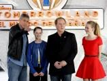 George Clooney presenta Tomorrowland en Valencia