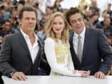 Josh Brolin, Emily Blunt y Benicio del Toro