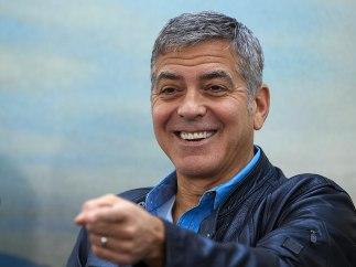George Clooney en Valencia