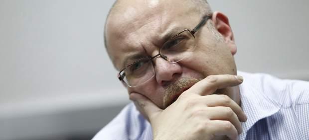 Miguel Ángel Bernal, coordinador del equipo de investigación del IEB