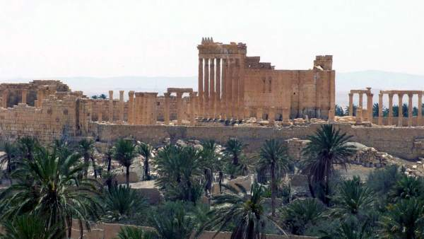 El templo de Bel