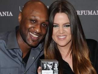 Khloe Kardashian: su adicción a Lamar Odom