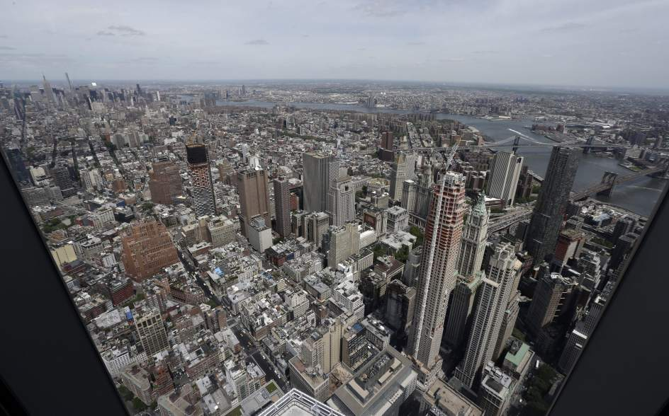 La Torre de la Libertad ofrecerá las mejores vistas de NY