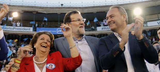 El PP promete no llevar imputados por corrupción en sus listas para las elecciones del 26-J