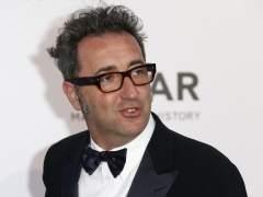 El director de cine italiano Paolo Sorrentino.