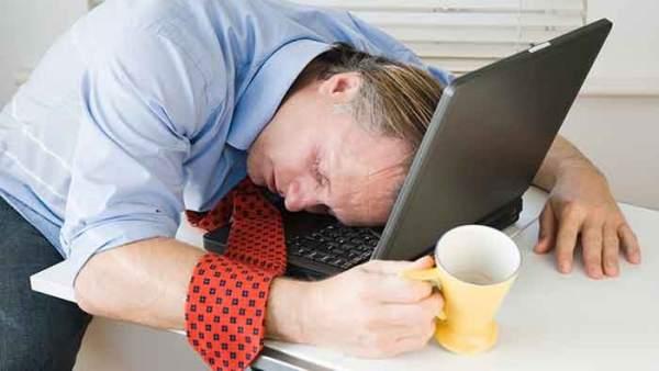 Desequilibrio emocional en el trabajo