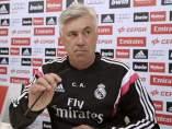 """Ancelotti tiene """"la sensaci�n"""" de que seguir� la pr�xima temporada"""