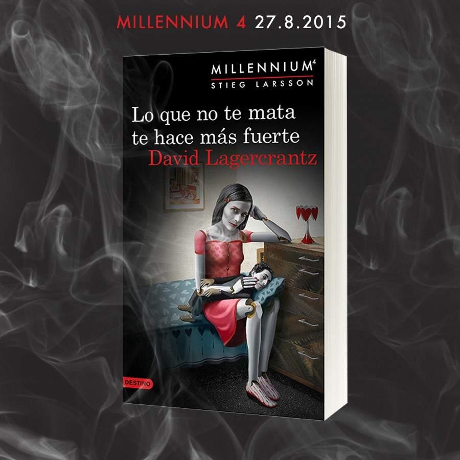 El cuarto libro de la saga 39 millenium 39 estar ambientado for Ultimo libro de cuarto milenio