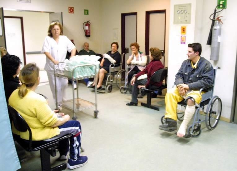 Sala De Estar Hospital ~ imagen de archivo de una sala de espera de un hospital archivo