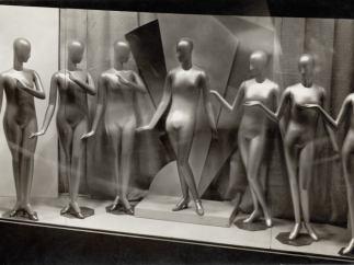 '�talage : les mannequins', 1928