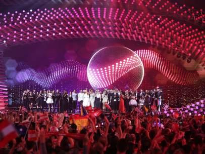 Semifinal de Eurovisi�n
