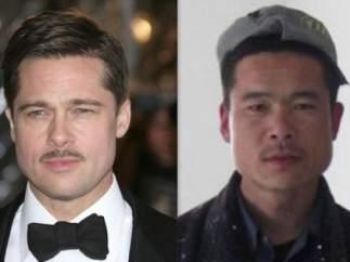 El Brad Pitt chino