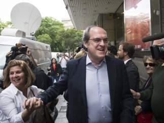 Ángel Gabilondo, a la espera del resultado