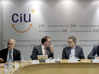 Comisión Ejecutiva Nacional de CiU