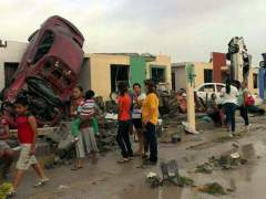 Tornado en M�xico