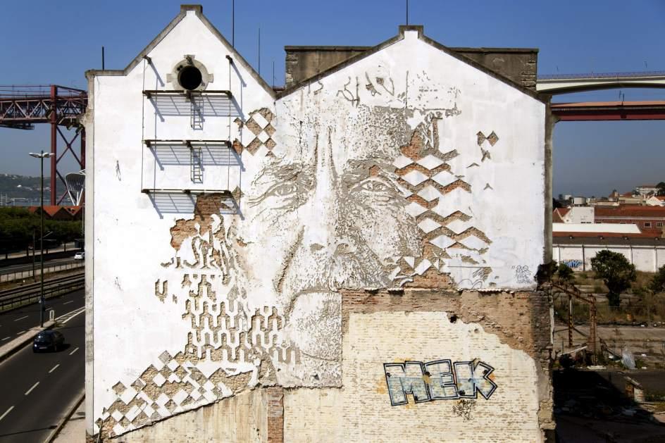 Los grafitis revitalizan Lisboa