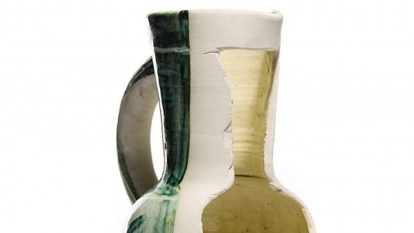 Vase negatif positif, Executed on 1st February 1954