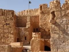 Estado Isl�mico dinamita tres torres funerarias en Palmira