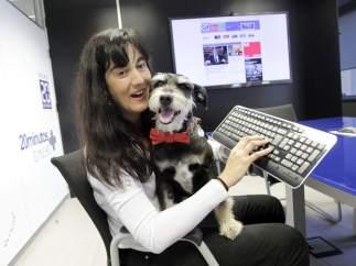 Micaela de la Maza, fundadora de SrPerro.com
