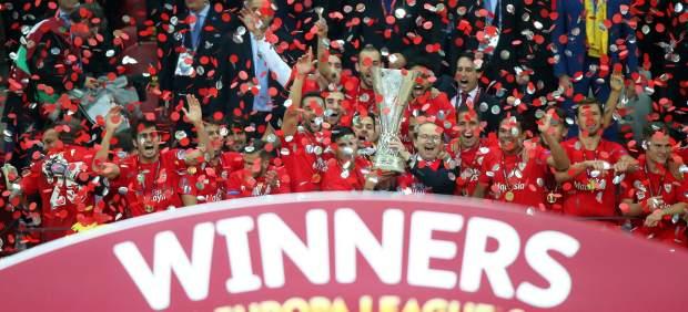 Sevilla con la Europa League