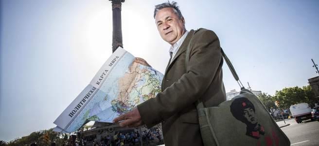 Jorge Sánchez es la persona que más ha viajado de España. Ha visitado los 193 países registrados en la ONU.