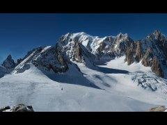 La fotograf�a m�s grande del mundo, del Mont Blanc