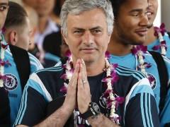 """Mourinho cree que Hazard fue """"mejor"""" que Cristiano el a�o pasado"""