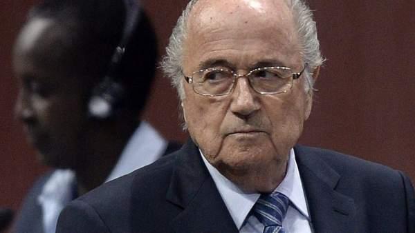 Blatter, favorito para revalidar la presidencia en la FIFA