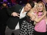 Ylenia, Bel�n Esteban y Fede Rebecchi