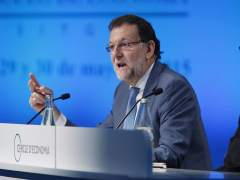 Rajoy, ante los empresarios