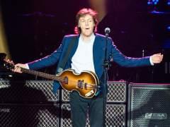McCartney dejó de fumar porros para no dar mal ejemplo a sus nietos