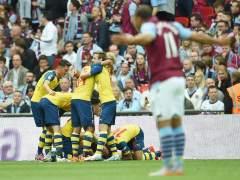Gol del Arsenal