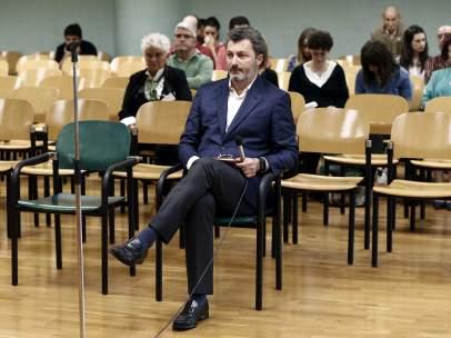 Comienza el juicio contra Santiago Cervera