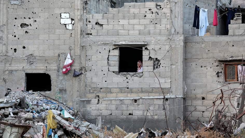 Calma en entredicho en Gaza